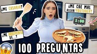 ¡100 PREGUNTAS EN 5 MINUTOS! ¡NERRRVIOOOOOS! ♥️- Yuya