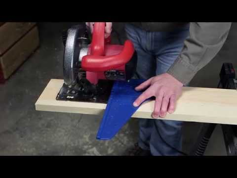 Quick Tip: Easy, Accurate Cuts with the Kreg Square-Cut™