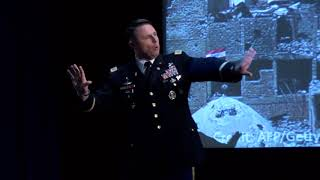 Colonel Pat Work US Army - The Battle of Mosul