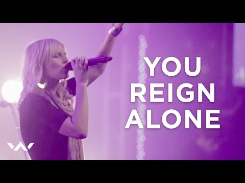 You Reign Alone  | Live | Elevation Worship