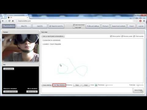 What is Chatroulette