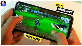 Top 10 Best Offline Android Games Under 100 MB