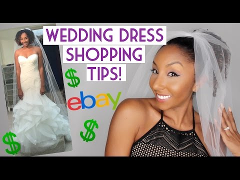 MUST KNOW Wedding Dress Shopping Tips! | BiancaReneeToday