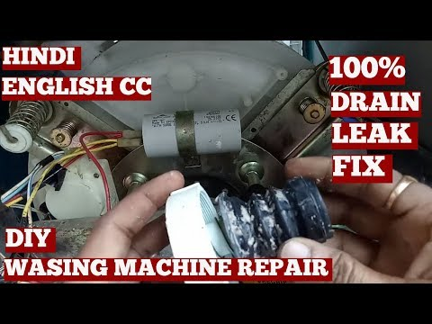 Washing Machine water Drain Problem-Diy Washing Machine Repair Hindi-Washing Machine Tips And Tricks
