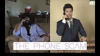 The Phone Scam | David Lopez
