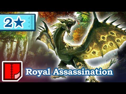 Let's Play Monster Hunter Generations - #41 - 2★ Royal Assassination