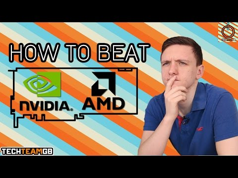 How to make a GPU to rival AMD or Nvidia