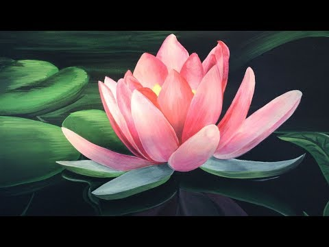 LOTUS FLOWER - VERY BEAUTIFUL CHANTING FOR MEDITATION, RELAX, YOGA