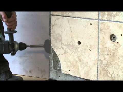 No. 872 Tile Removal Chisel usage video
