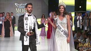 Miss&mr Model Of Turkey 2017 Dereceler