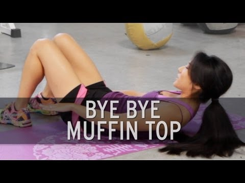 Total Ab Workout No More Muffin Top