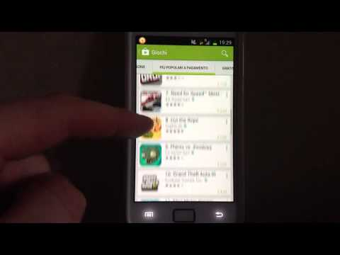 Google Play Store 4.0.25 by Applicazioni Android 2013