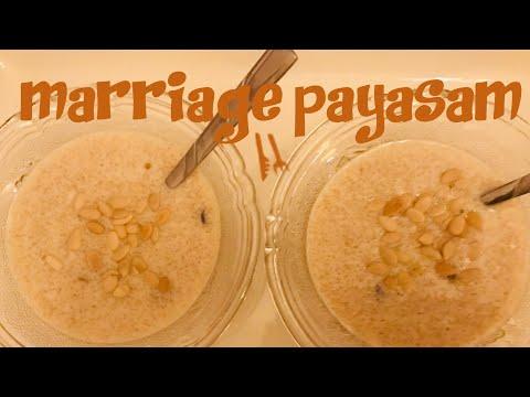 Muslim Marriage Godhuma Payasam in Tamil|Broken Wheat Rava Kheer|Samba Rava Payasam|Healthy Payasam