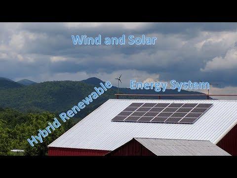 Hybrid Energy System