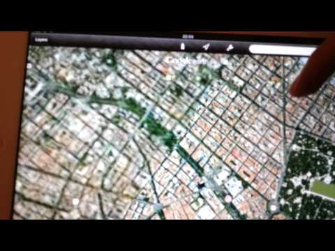 ipad 2 Google earth graficos impresionantes!!!