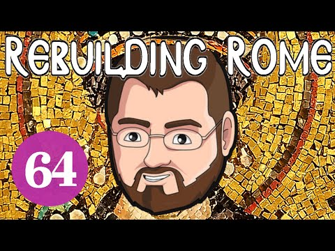 Rebuilding Rome [Part 64] You Call That A Coalition? - Byzantium - Let's Play Europa Universalis 4