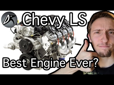Everything You Need To Know About The Chevy LS Engine