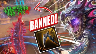 This Build Will Get You BANNED in SEASON 8 SMITE!