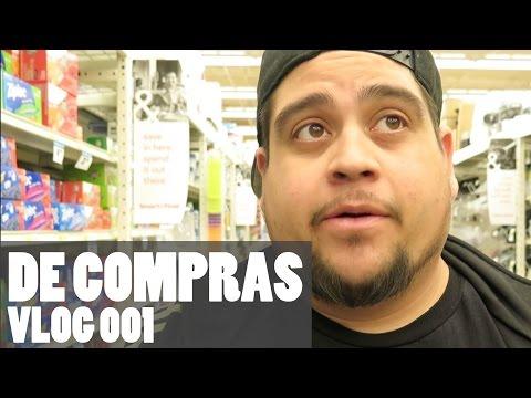 VLOG 1 | DE COMPRAS | 11.30.15