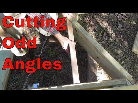 Cutting Odd Angles