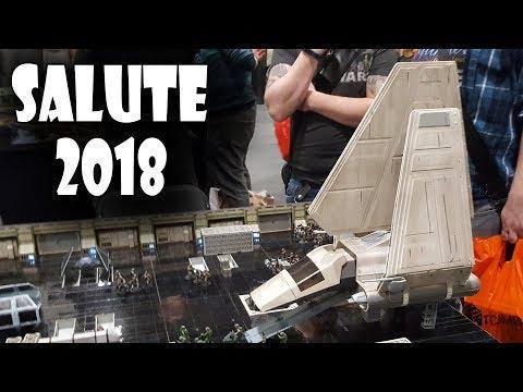 Salute Wargames Show 2018