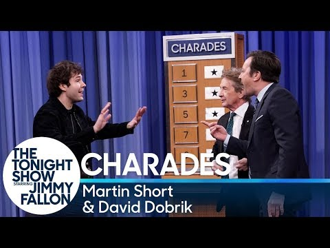 Xxx Mp4 Charades with Martin Short And David Dobrik 3gp Sex