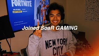 HOW I JOINED SOAR GAMING