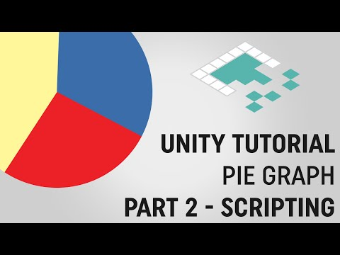 Unity Tutorial: Pie Graph by Board to Bits (Part 2)