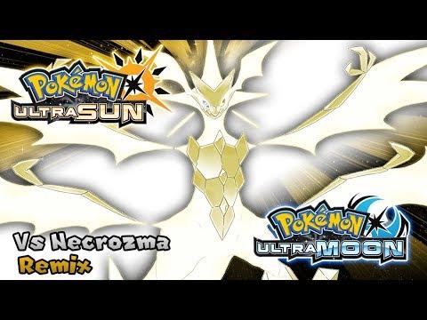 Pokemon UltraSun & UltraMoon Remix: Ultra Necrozma [Special Gift]