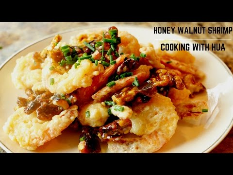 Honey Walnut Shrimp (Teaser) - Cooking With Hua