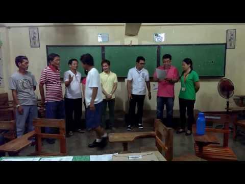 Barangay Elected Proclamation October 28, 2013