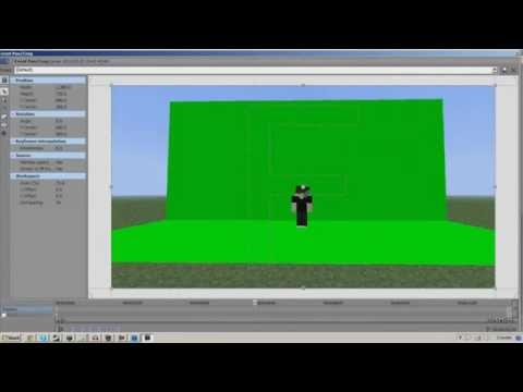 #Minecraft How to Green Screen