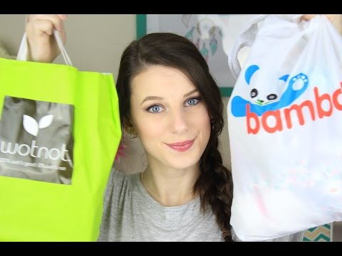 HUGE BABY HAUL! ⎜⎜ CLOTH DIAPERS, WIPES && MORE!!