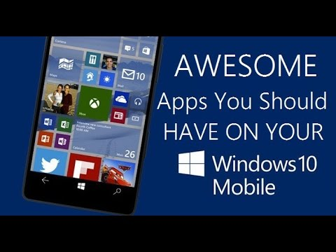 Best Apps You Should Have On Your Windows Phone Or Windows 10 mobile
