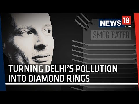 Daan Roosegaarde - The Innovator who will turn Delhi's Pollution into Diamond Rings