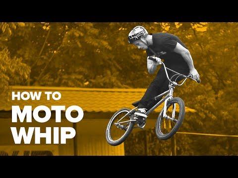 How to Moto Whip BMX