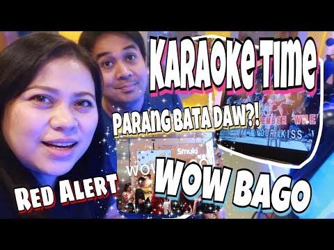 VLOG: KARAOKE TIME | WOW BAGO!!! | RoberCehl VlogLife