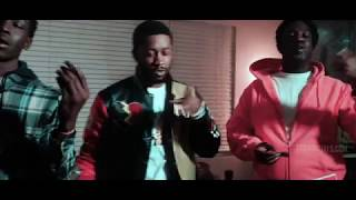 """BandGang Paid Will & CashClick Boog """"Feel Nothing"""" (Official Music Video)"""