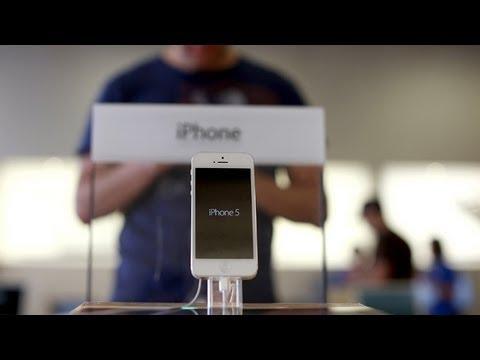 Verizon's iPhone 5 Comes Unlocked