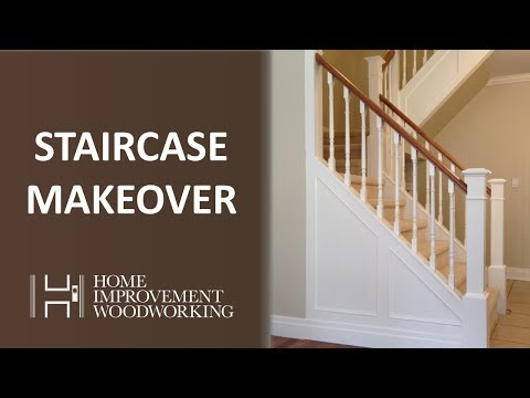 Staircase Renovation Final Reveal