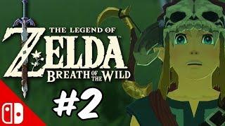 LEGEND OF ZELDA BREATH OF THE WILD - Ep. 2 | Nintendo Switch