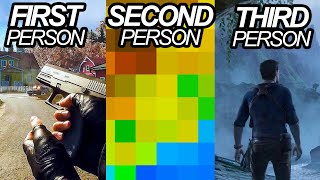 """This Is What a """"Second-Person"""" Video Game Would Look Like"""