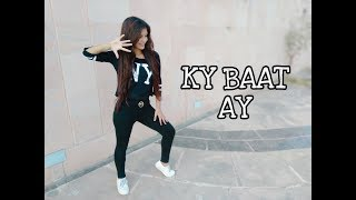 Harrdy Sandhu - Kya Baat Ay Dance Video | Surbhi Gautam Choreography