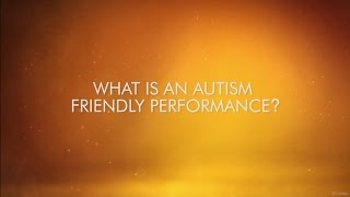 The Lion King: What is an autism-friendly performance? | Official Disney HD