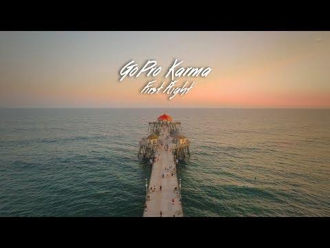 GoPro Karma Drone - First Flight Cinematic Edit