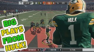 HUGE DOUBLE-HEADER TO STAY IN THE PLAYOFF RACE!! Madden Super Hero Series