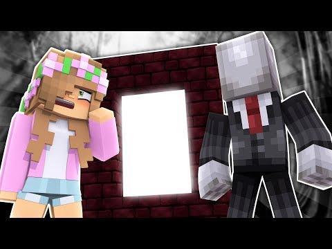 THE SLENDERMAN CHALLENGE! Minecraft Little Kelly