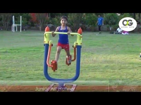 Outdoor Gym Equipment Nashik