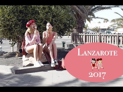 Twins vs Lanzarote - VLOG - Life changing trip Canary Island Spain