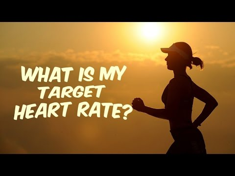 What Is My TARGET Heart Rate (Formula)?! - What are Heart Rate Zones?